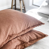 Pippa Euro Cushion Cover - Simply Hygge Homewares