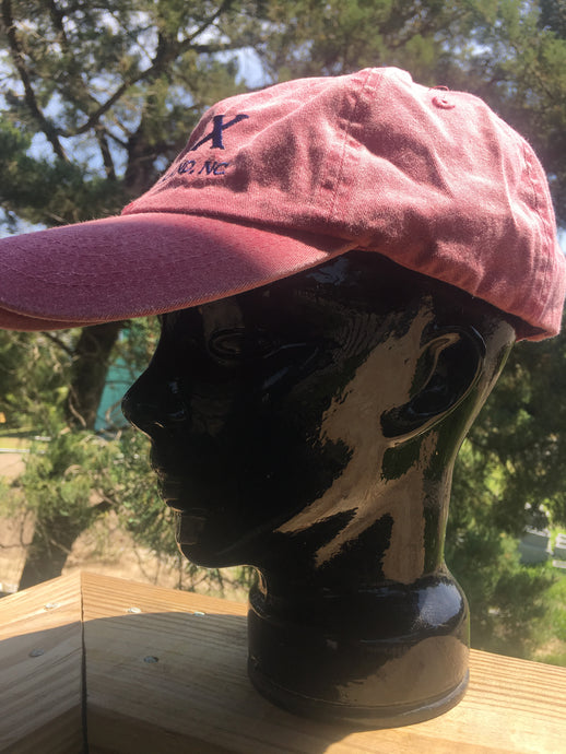 Distressed Pink SMX hat