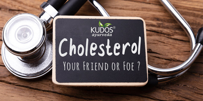 Cholesterol- Your Friend or Foe?