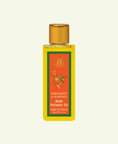 (Bergamot & Narengi) Body Polisher Oil