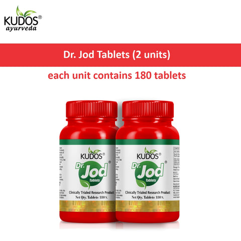 Dr Jod Kit - Pain Management Expert (3 Months Kit)