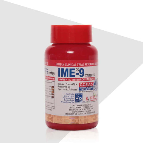 Ime-9 Tab - 4 Months Pack (Free IME-9 Power & Moringa Plus)