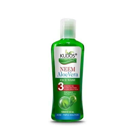 Neem Aloevera Facewash- Complete Face Care
