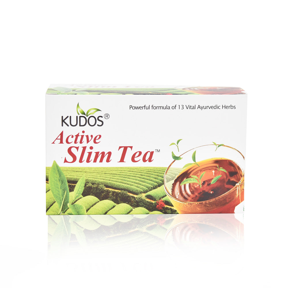 Kudos Active Slim Tea