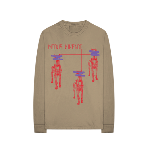 MODUS VIVENDI 2020 L/S T-SHIRT + DIGITAL ALBUM