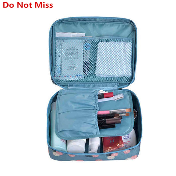 Waterproof Cosmetic Make-Up bag,,Fashionz Shop,Fashionz Shop