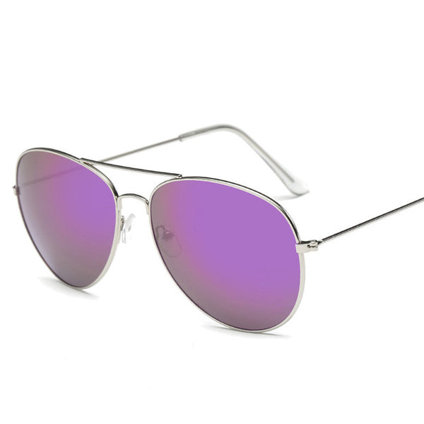 Square Vintage Mirrored Sunglasses - Fashionz Shop