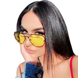 Night Vision Aviator Sunglasses,,Fashionz Smarts,Fashionz Shop