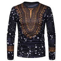 Casual African Print Pullover,,Fashionz Smarts,Fashionz Shop