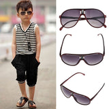 Child Children Boy Girl Kid Plastic Frame Sunglasses Goggles - Fashionz Shop