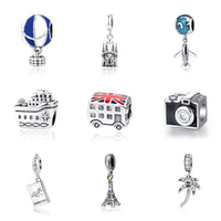 Unisex Travel Bracelet Charms - Fashionz Shop