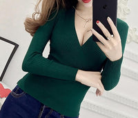 Cotton/Cashmere Knitted Sweater