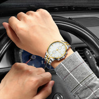Luxury Brand Orlando Men Watches - Fashionz Shop