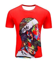 Artistic Basketball Player T-Shirt
