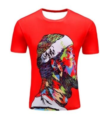 Artistic Basketball Player T-Shirt - Fashionz Shop