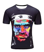 Warrior Style Art T-Shirt - Fashionz Shop