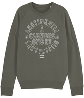 Latin Abstinentia Sweater