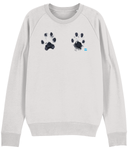 Paw Prints Sweater