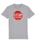 STOP Wearing Animals T-Shirt