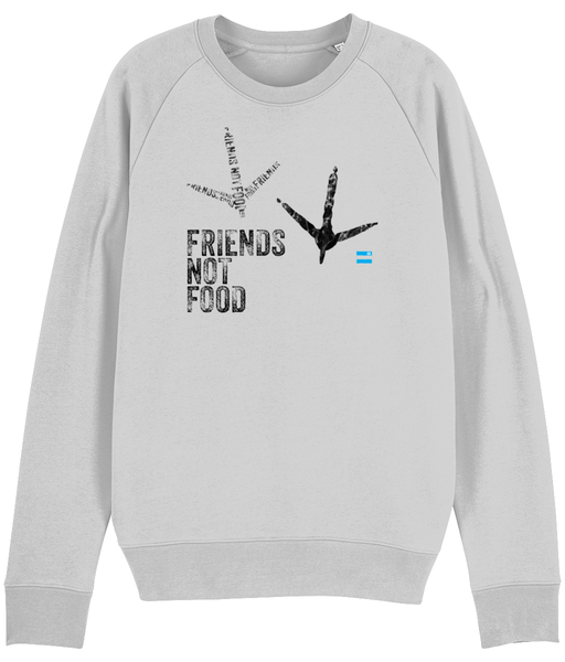 Friends Not Food Series Sweaters