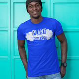 Plant Powered/Fuelled Dumbbell T-Shirt