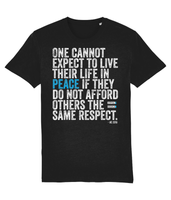 One Cannot Expect Peace T-Shirt