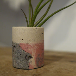 TINY HANDMADE CONCRETE VESSEL