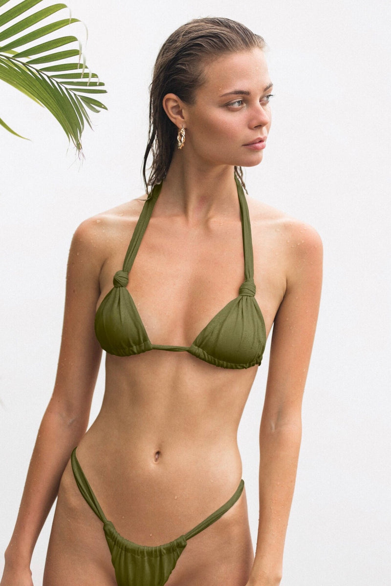 Cindy Top - Olive