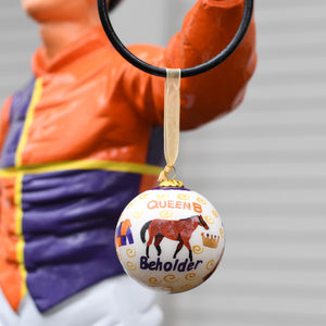 Beholder Christmas Ornament