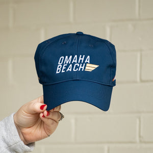 Omaha Beach Nike Hat