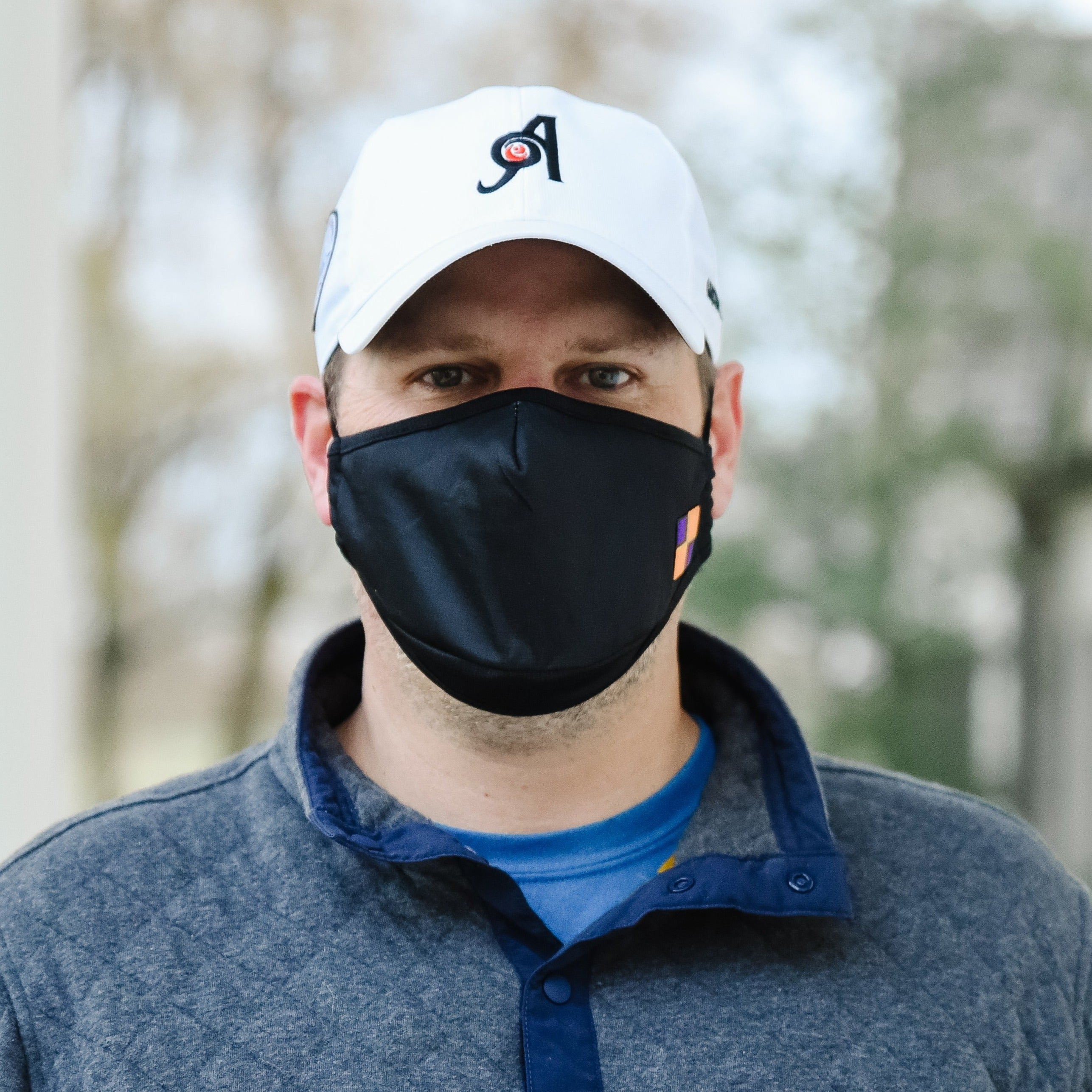 The Spendthrift Athletic Mask