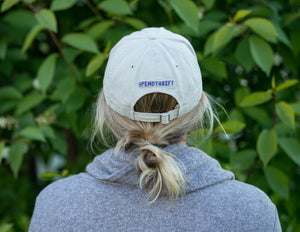 The Jockey Silks Needlepoint Hat