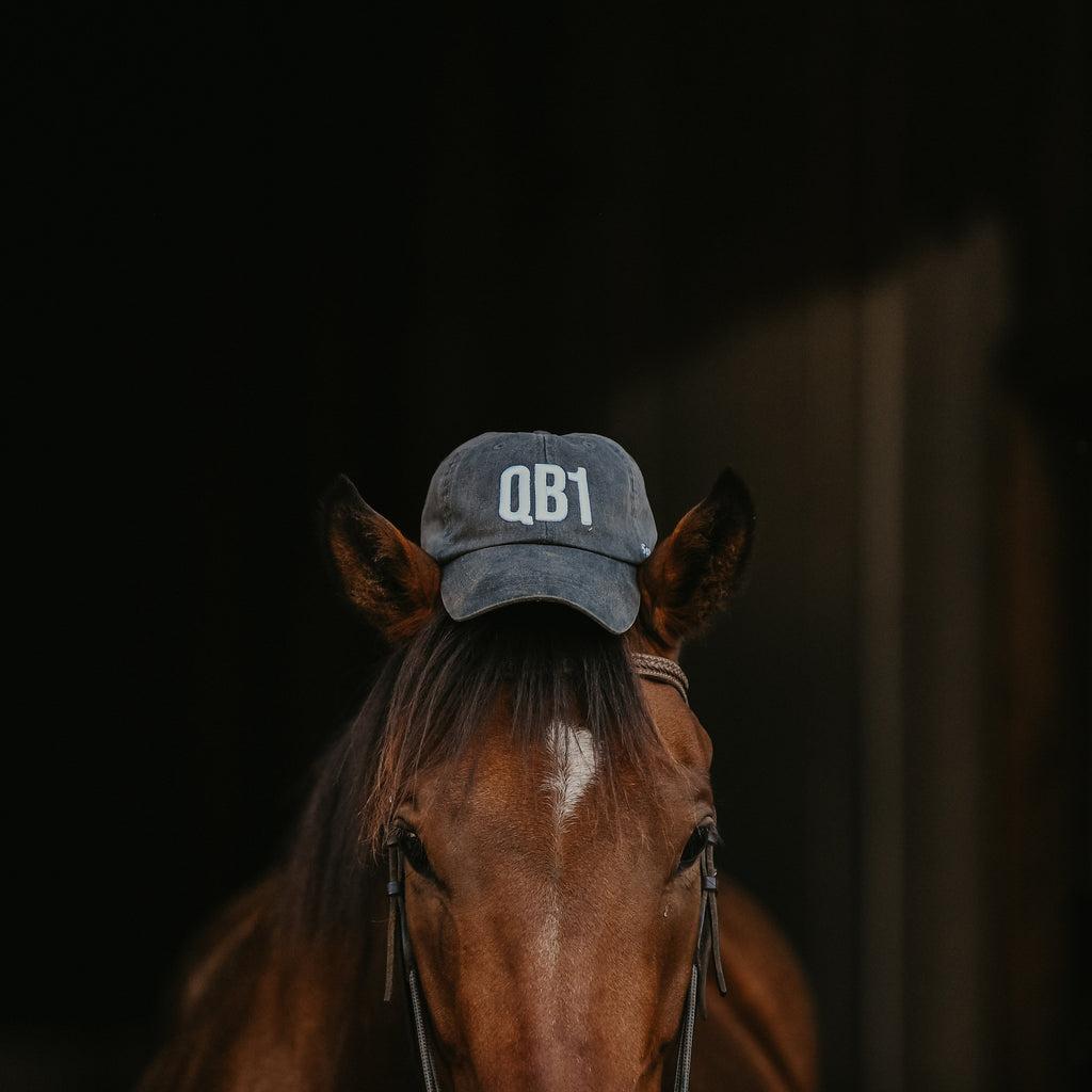 The Q B One Hat