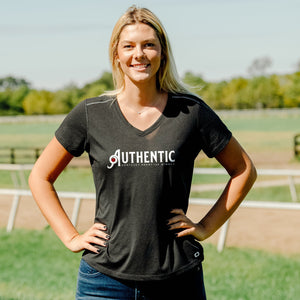 The Authentic Kentucky Derby Champion DriFit Shirt - Women's