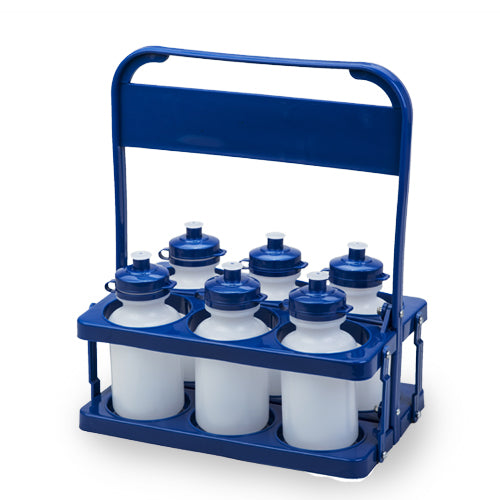 Bottle Carrier Pack with 6x 300ml Standard Bottles