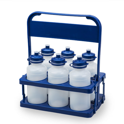 Bottle Carrier Pack with 6x 500ml Standard Bottles