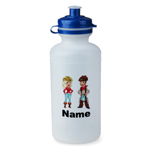 Personalised Cowkids Bottle - 500ml
