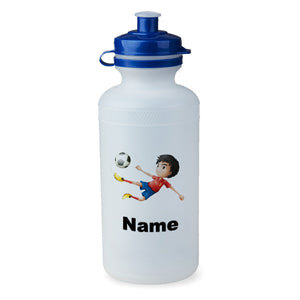 Personalised Football Bottle - 500ml
