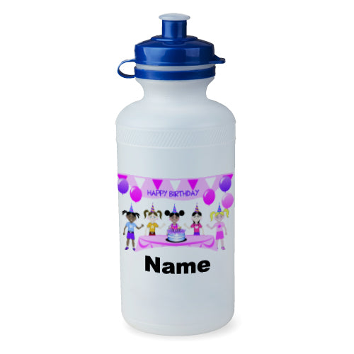 Personalised Birthday Girl Bottle - 500ml