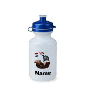 Personalised Pirate Ship Bottle - 300ml