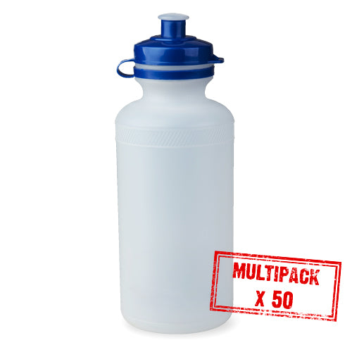 Multipack Plain / Clear Bottle - 50x 500ml