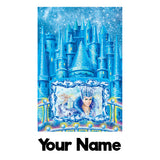 Personalised Frozen Princess Bottle - 500ml