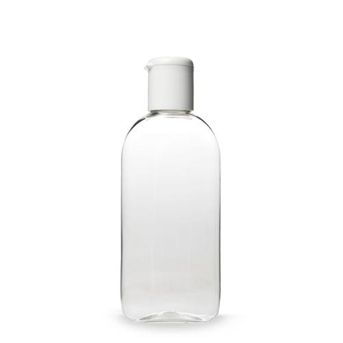 100ml PET Plastic Bottle with Flip Top - Wholesale