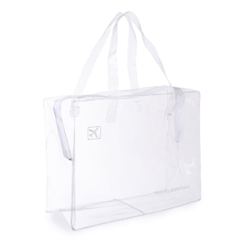 Large Clear Travel Bag