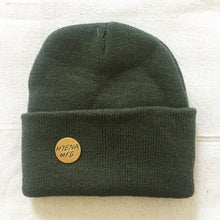 Load image into Gallery viewer, Tundra Watch Cap (Olive)