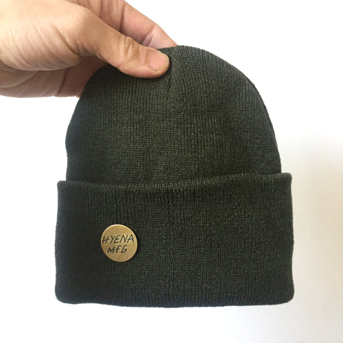 Tundra Watch Cap (Olive)