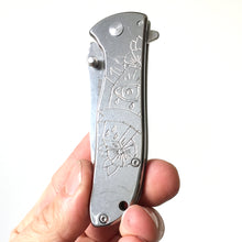 Load image into Gallery viewer, Coffin Assisted Open Knife (One of a Kind)