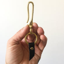 Load image into Gallery viewer, High Desert Hand-Engraved Keychain