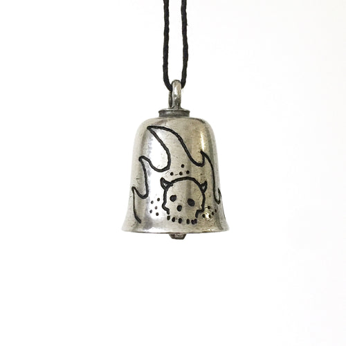 Raise Hell Hand-Engraved Guardian Bell