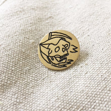 Load image into Gallery viewer, Reaper Hand-Engraved Lapel Pin